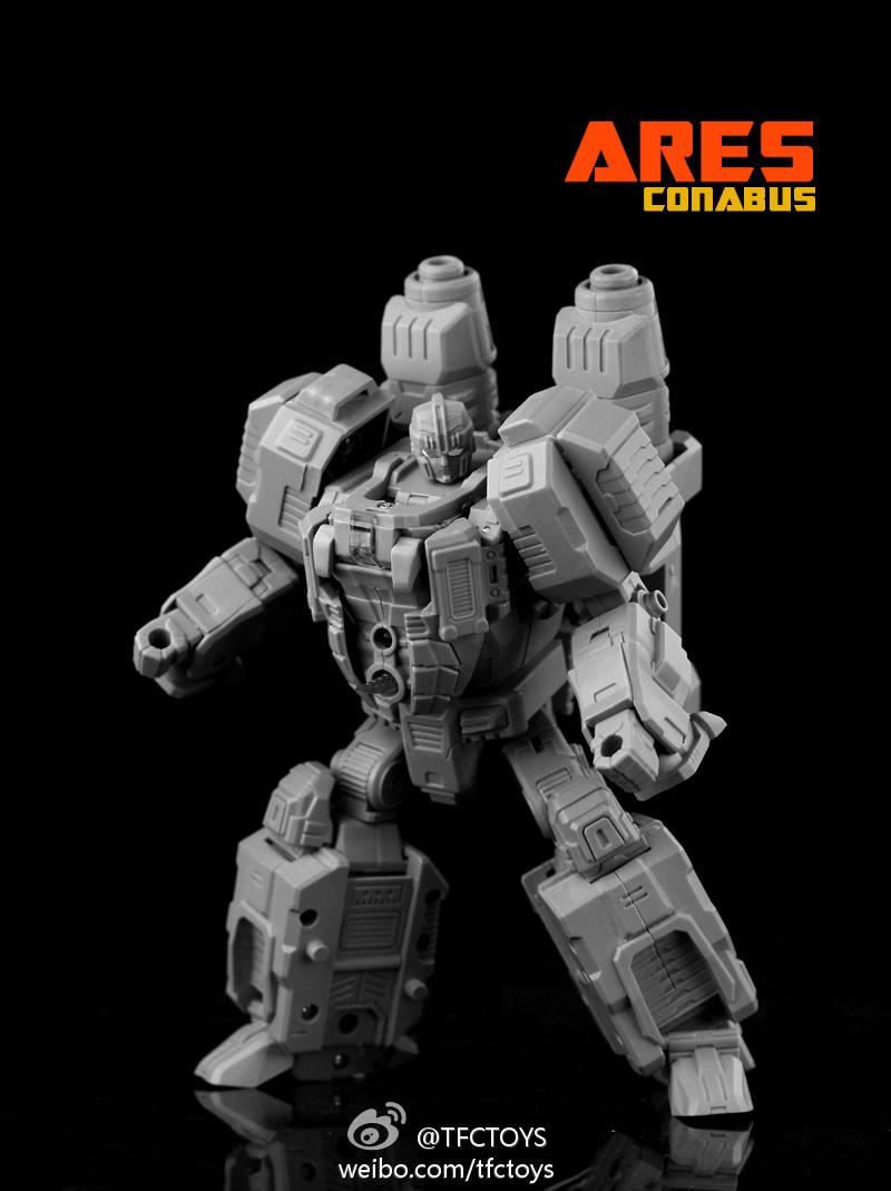 """[TFC Toys] Produit Tiers - Jouet """"Projet Ares"""" - aka Prédacons 8271cf28"""