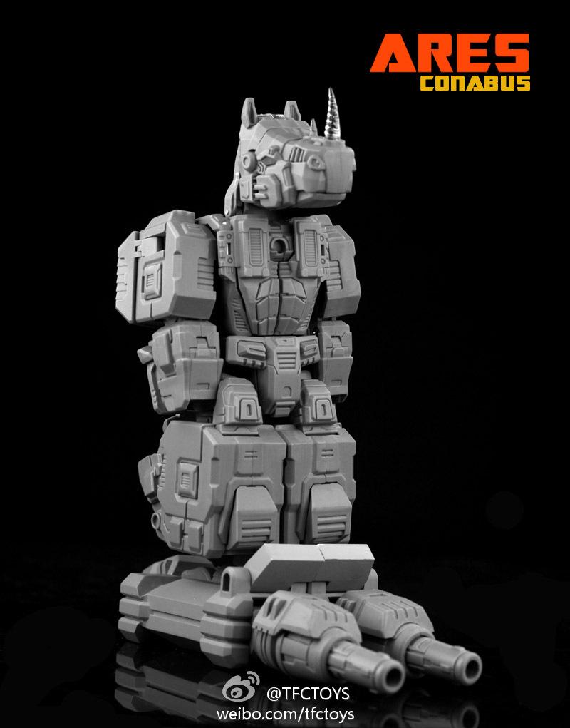 """[TFC Toys] Produit Tiers - Jouet """"Projet Ares"""" - aka Prédacons 8271cf29"""