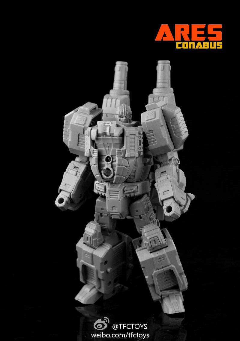 """[TFC Toys] Produit Tiers - Jouet """"Projet Ares"""" - aka Prédacons 8271cf30"""