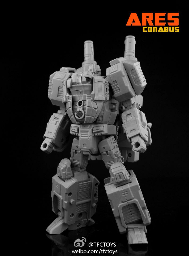 """[TFC Toys] Produit Tiers - Jouet """"Projet Ares"""" - aka Prédacons 8271cf31"""