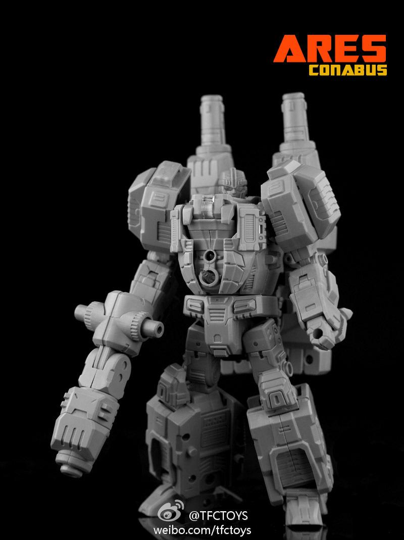 """[TFC Toys] Produit Tiers - Jouet """"Projet Ares"""" - aka Prédacons 8271cf32"""