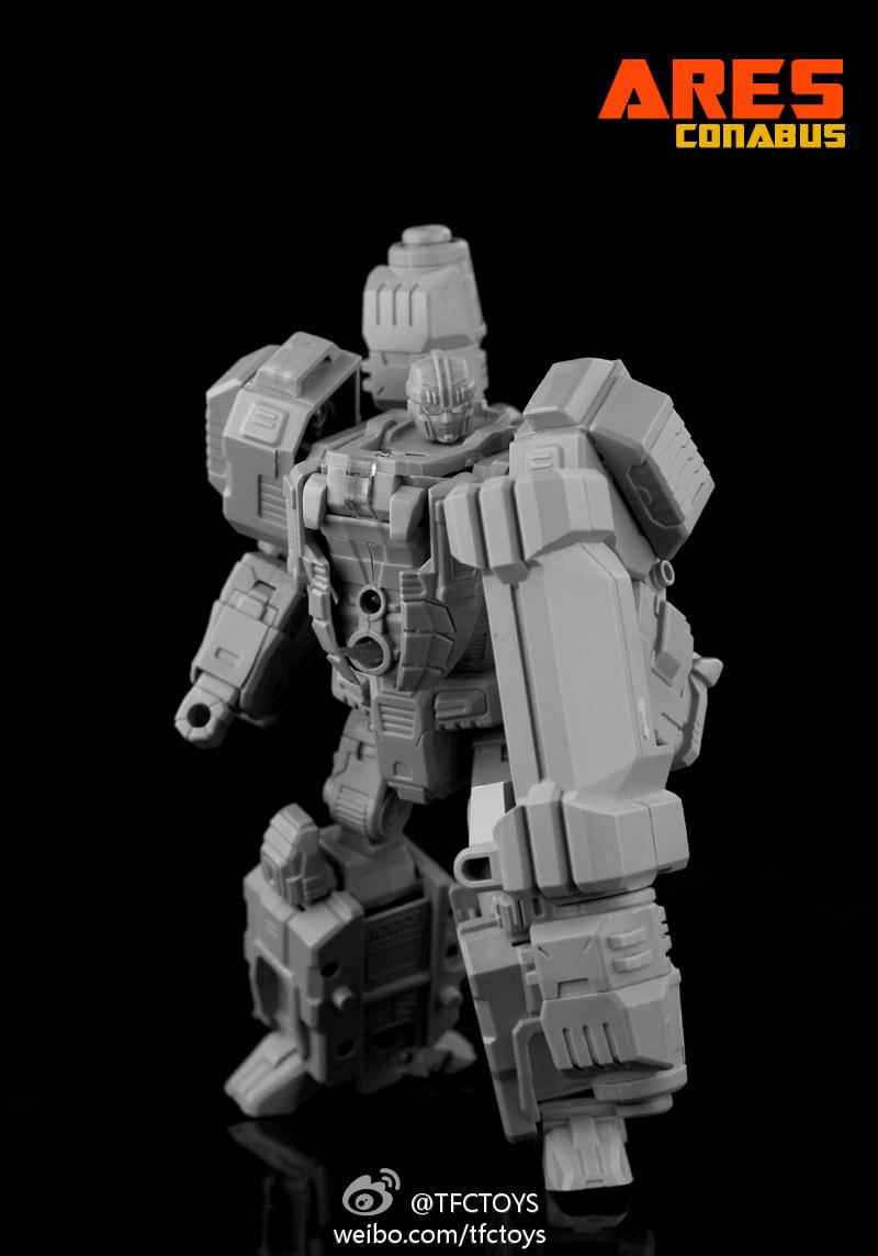 """[TFC Toys] Produit Tiers - Jouet """"Projet Ares"""" - aka Prédacons 8271cf33"""