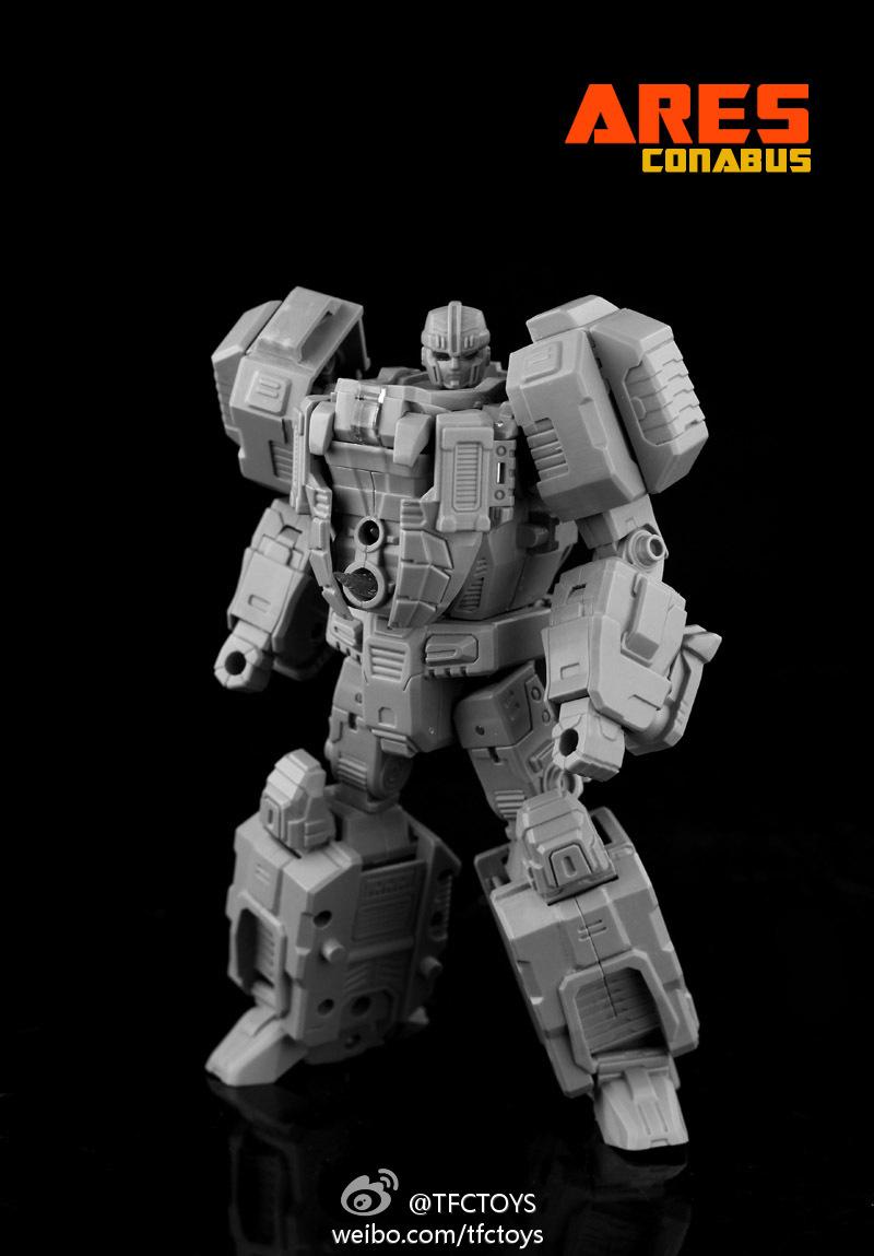 """[TFC Toys] Produit Tiers - Jouet """"Projet Ares"""" - aka Prédacons 8271cf34"""