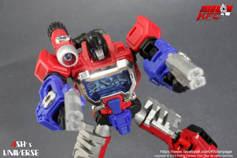 [KFC Toys] Produit Tiers - EM-01 Mugan Scope - aka Perceptor/Percepto 910