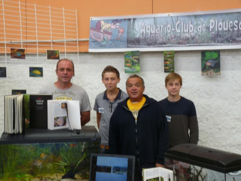 ACTIVITES CLUB AQUARIOPHILE DE PLOUESCAT 1511