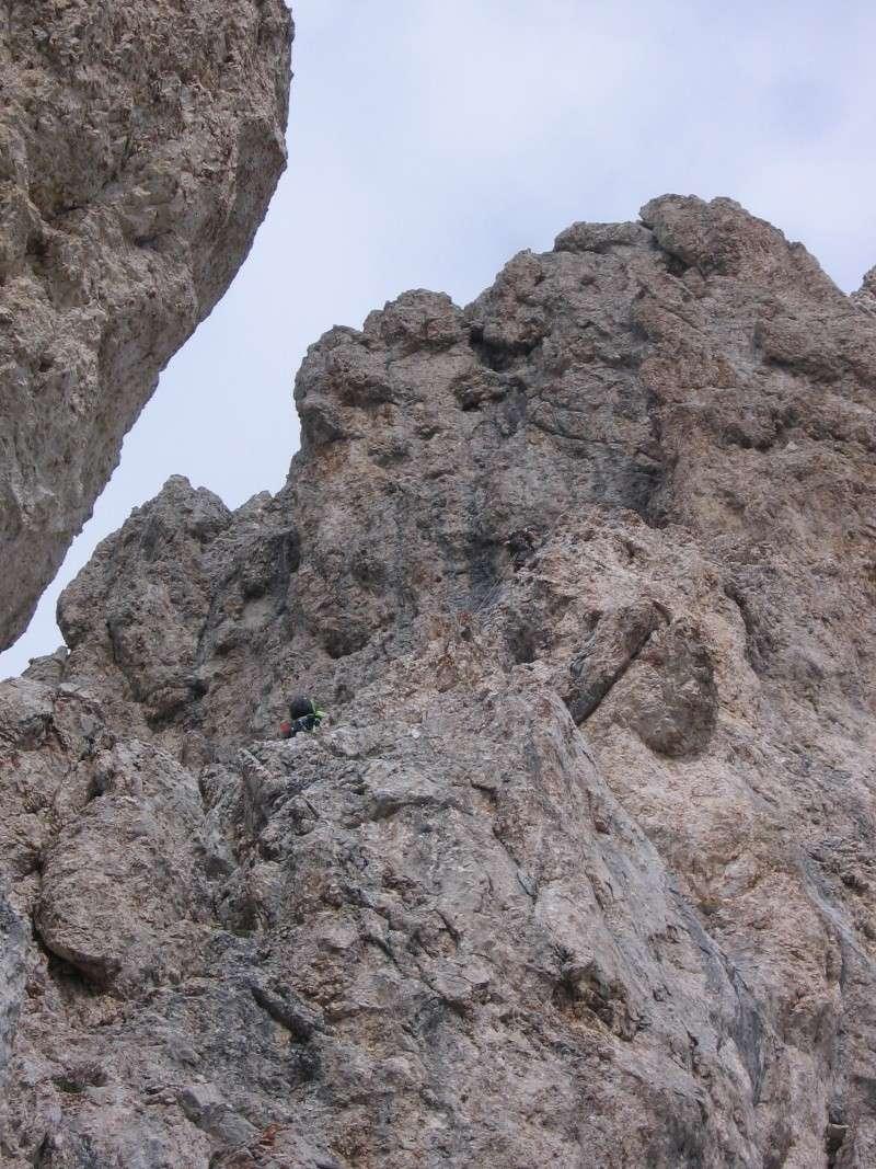 Cima Catinaccio: Cresta Sud (integrale) 1010