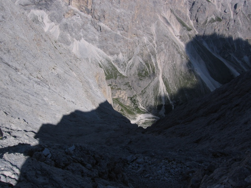 Cima Catinaccio: Cresta Sud (integrale) 2010