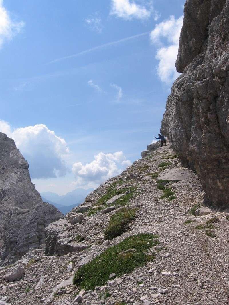 Il primo terzo grado in Dolomiti? Luigi, Santo e la Torre (chiude il Becco) 2810