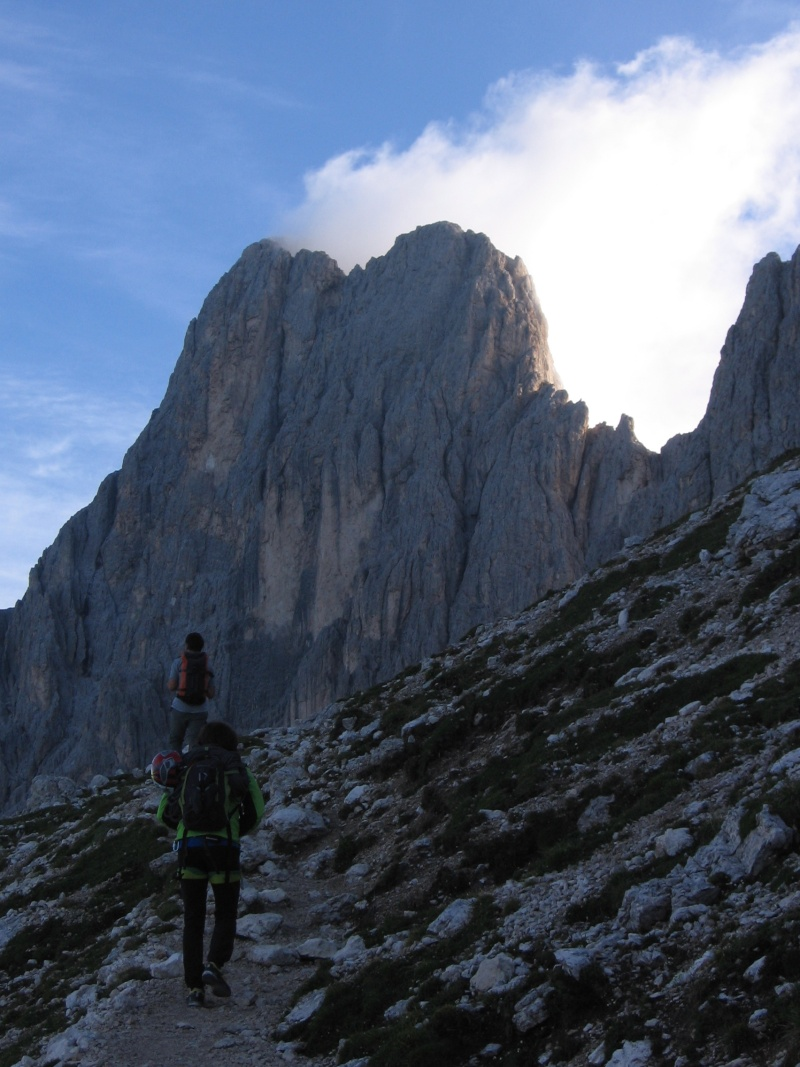 Cima Catinaccio: Cresta Sud (integrale) 310