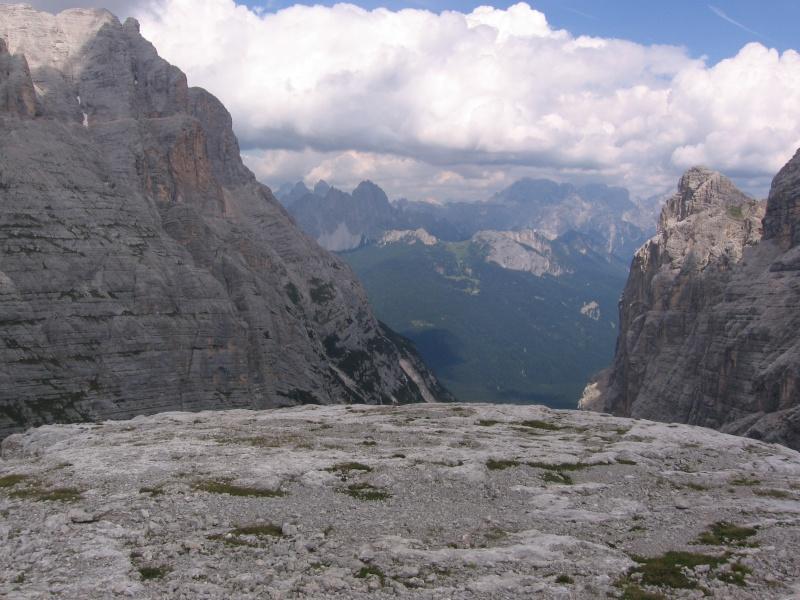 Il primo terzo grado in Dolomiti? Luigi, Santo e la Torre (chiude il Becco) 3710