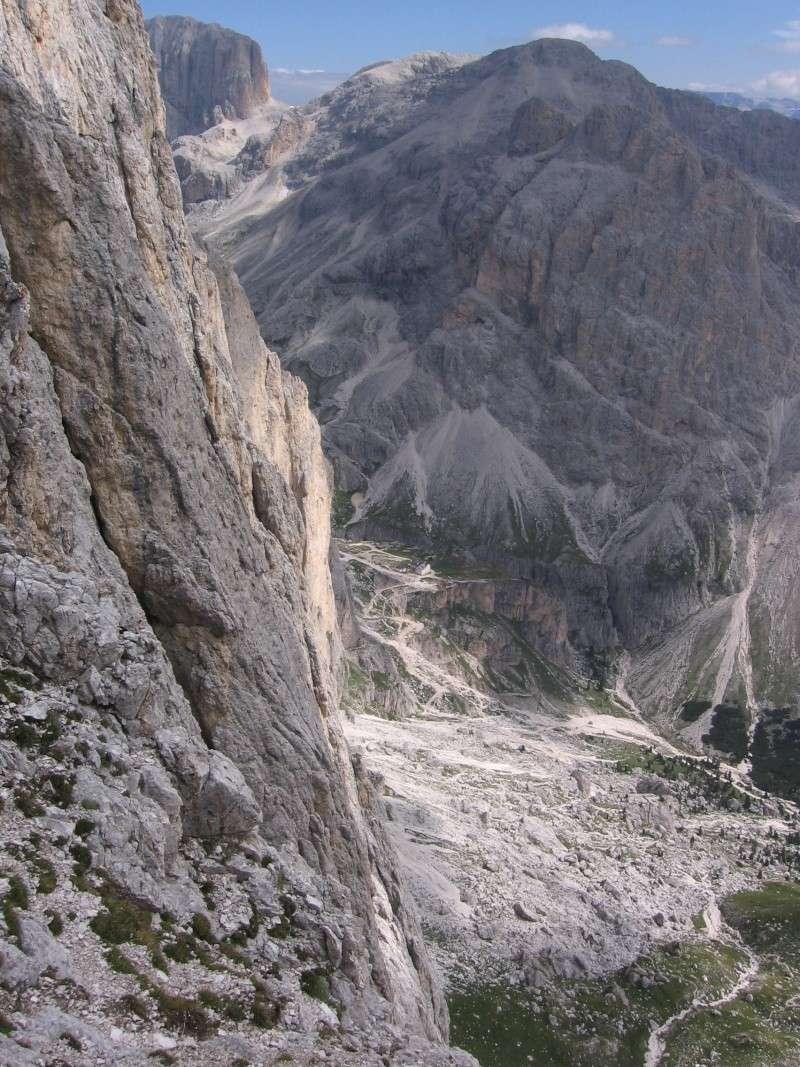 Cima Catinaccio: Cresta Sud (integrale) 810