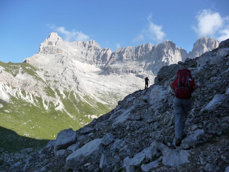 Il primo terzo grado in Dolomiti? Luigi, Santo e la Torre (chiude il Becco) P1090010