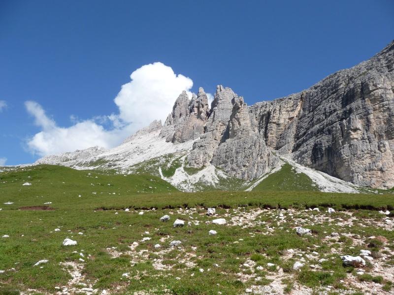 Il primo terzo grado in Dolomiti? Luigi, Santo e la Torre (chiude il Becco) P1090112