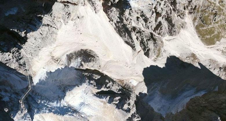 I ghiacciai delle Dolomiti - Pagina 7 Scherm14