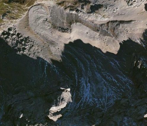 I ghiacciai delle Dolomiti - Pagina 7 Scherm16