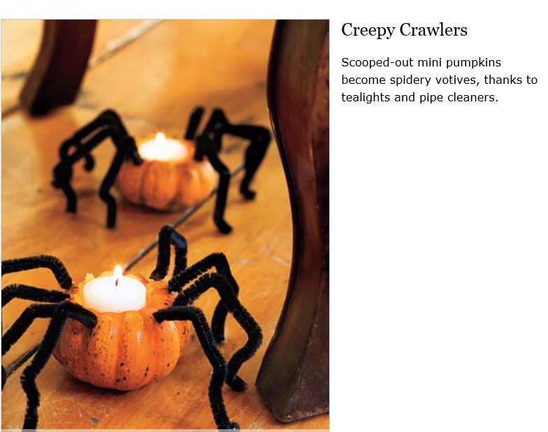Halloween Ideas Cobweb11