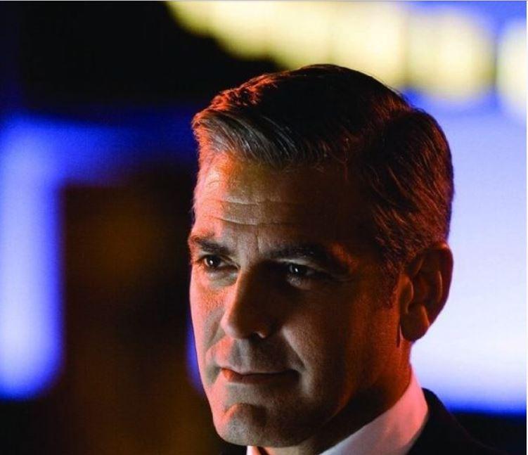 George Clooney George Clooney George Clooney! Intens10