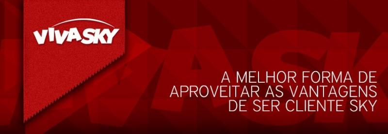 Conheça o Viva SKY, programa de vantagens da SKY Screen18
