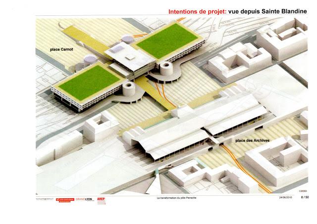 Centre d'Echange et Gare de Lyon Perrache - Page 2 Perrac11