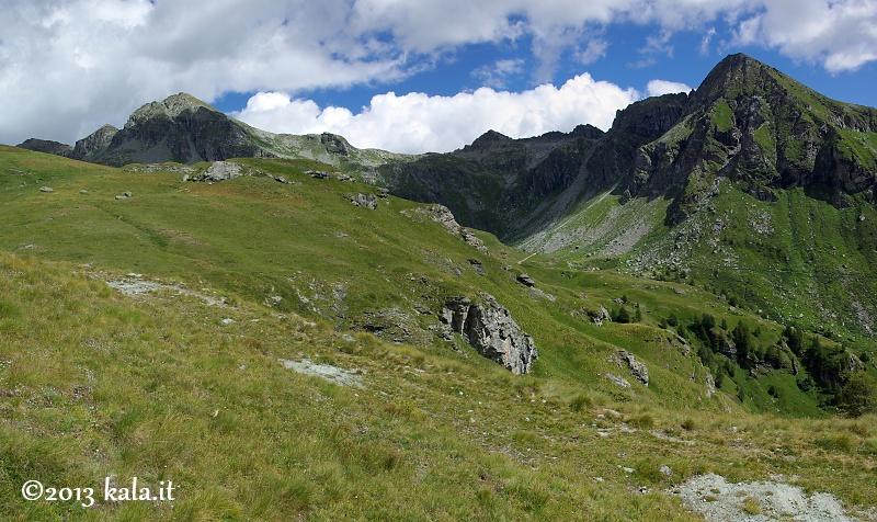 Botsoula (Corno Bussola), Val d'Ayas B1210