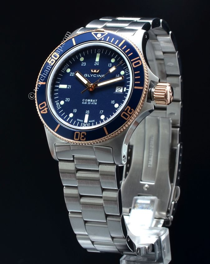 Choix montre Seiko / Glycine / Citizen / Longines Glycin10