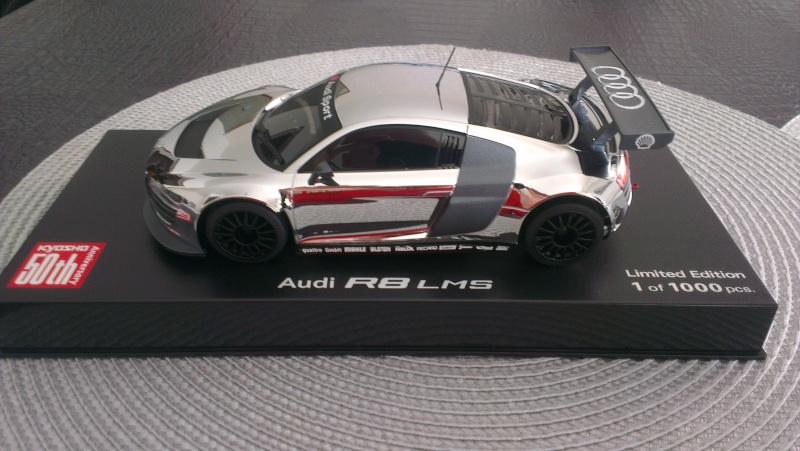 audi r8 chrome Audi_c10