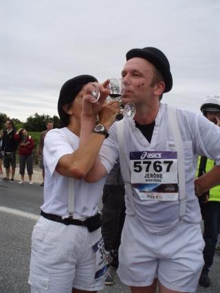 Marathon du Médoc  (33) 07/09/13 P9070020