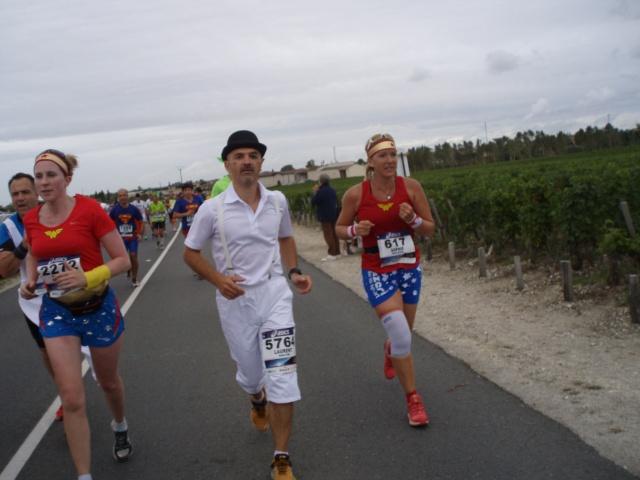 Marathon du Médoc  (33) 07/09/13 P9070023