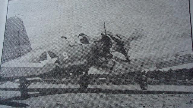 Le corsair F4U-A1 Dsc03937