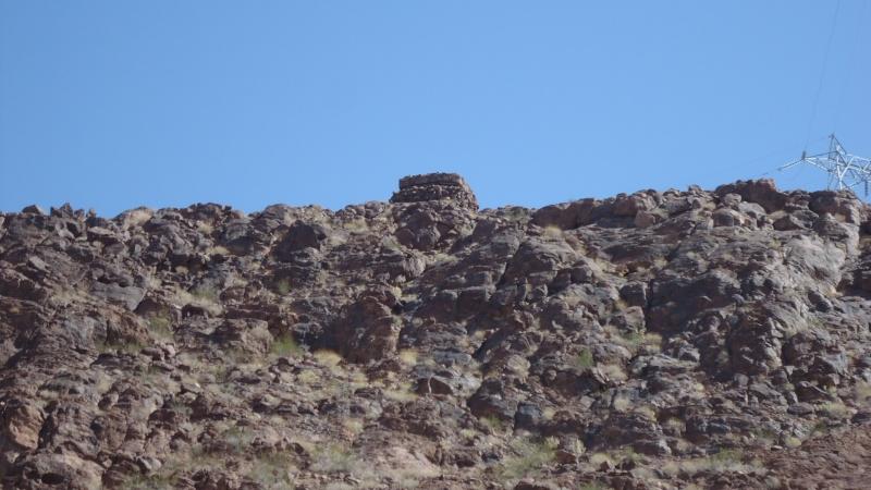 Bunker dans le desert Dsc05111