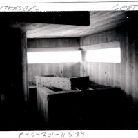 Bunker dans le desert Inside10