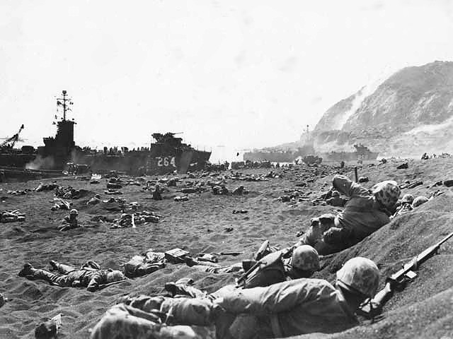 Iwo Jima Marine10