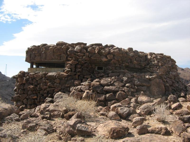 Bunker dans le desert May_2010