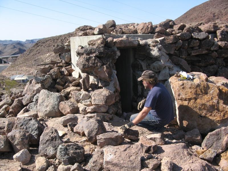 Bunker dans le desert May_2011
