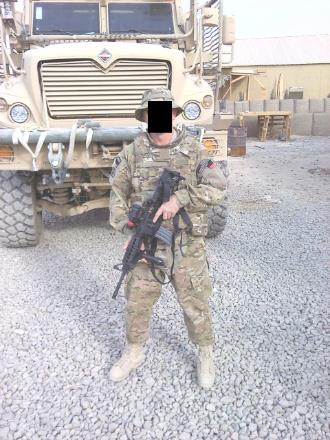 REFERENCE PHOTOS: Civilian Contractors in US Military Uniforms Photo-10