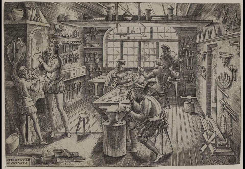 Un atelier à la Renaissance Atelei10