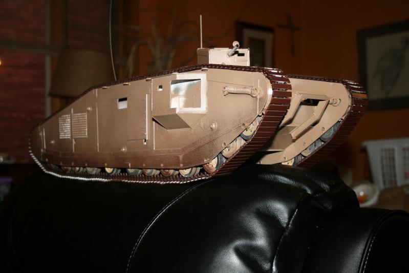 MK VII / Last Crusade WW1 Tank  - Page 2 Img_7111