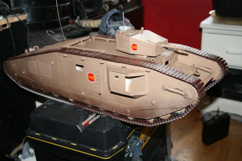 MK VII / Last Crusade WW1 Tank  - Page 2 Img_7112
