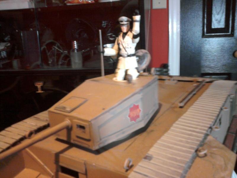MK VII / Last Crusade WW1 Tank  - Page 3 Photo113