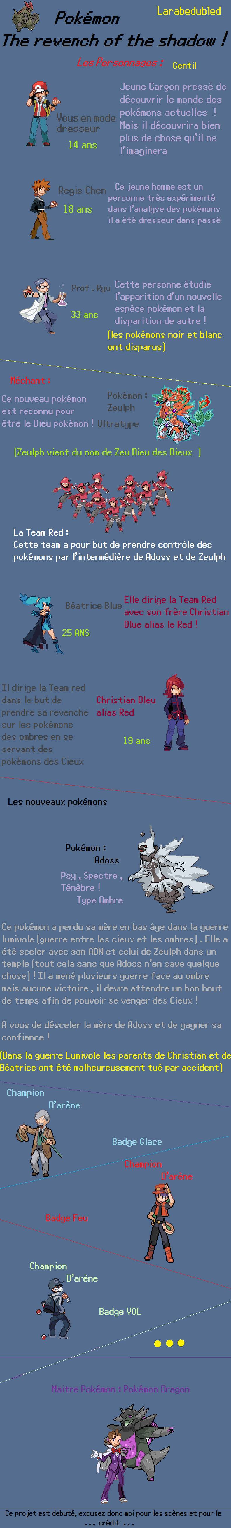 Pokémon the revench of the shadow Prasen10