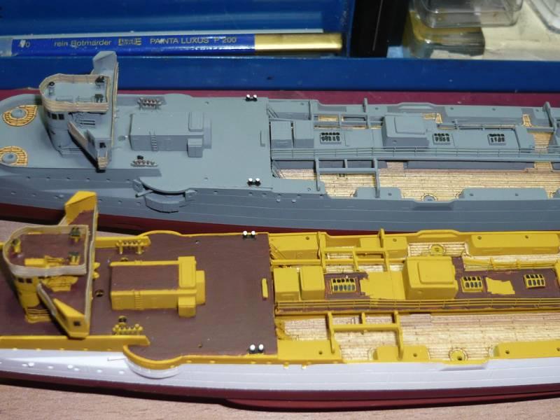 Bau der SMS Emden und Dresden - Seite 3 P1050236