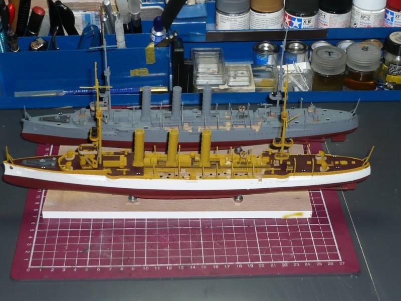 Bau der SMS Emden und Dresden - Seite 3 P1050251