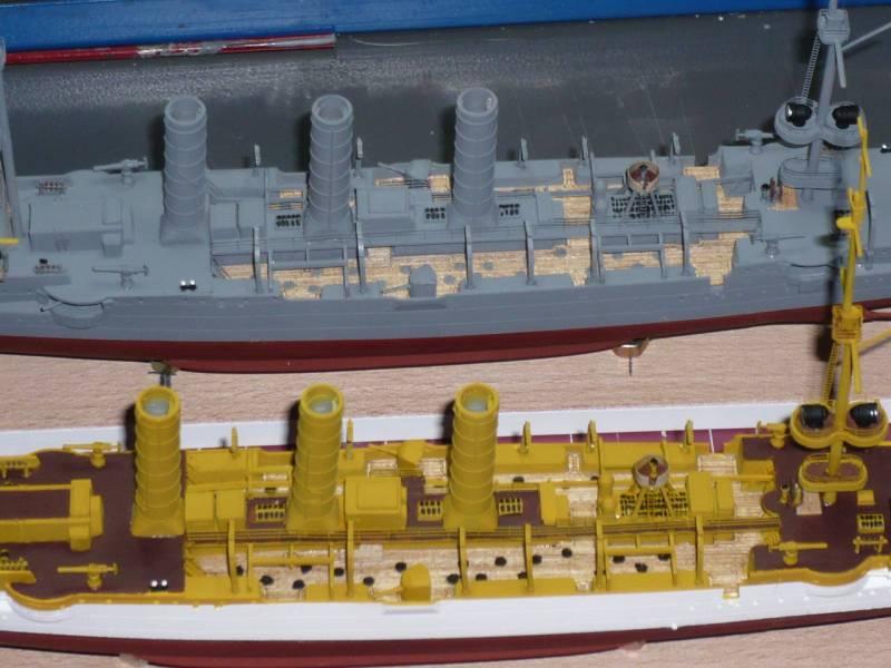 Bau der SMS Emden und Dresden - Seite 3 P1050252