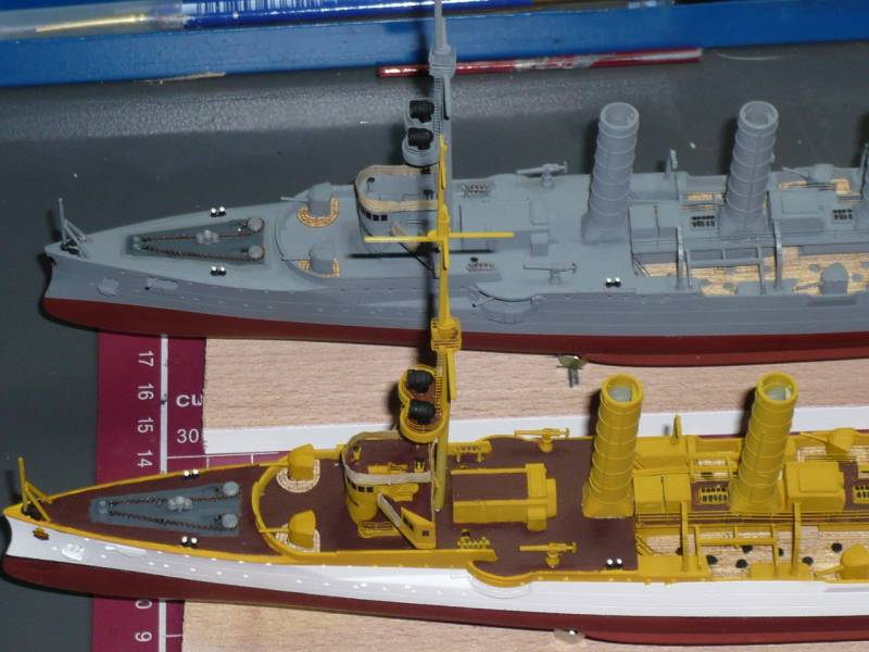 Bau der SMS Emden und Dresden - Seite 3 P1050253