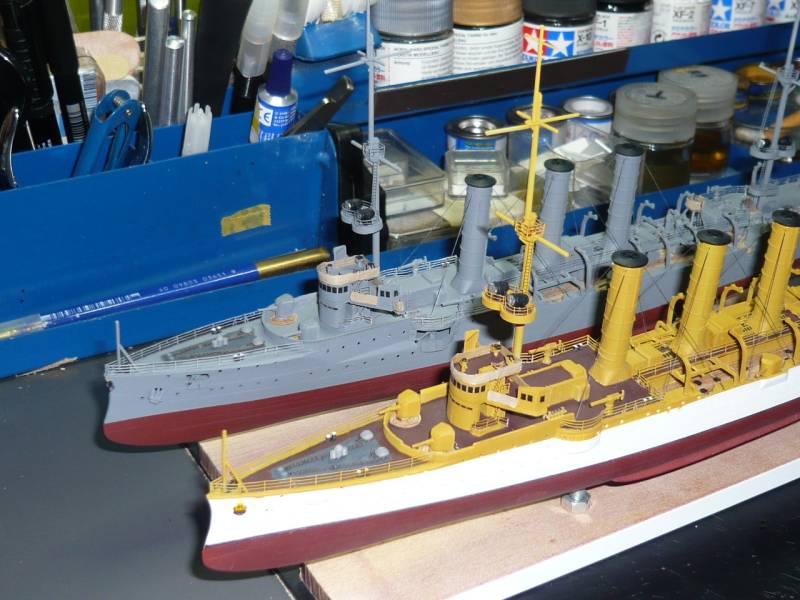 Bau der SMS Emden und Dresden - Seite 3 P1050256