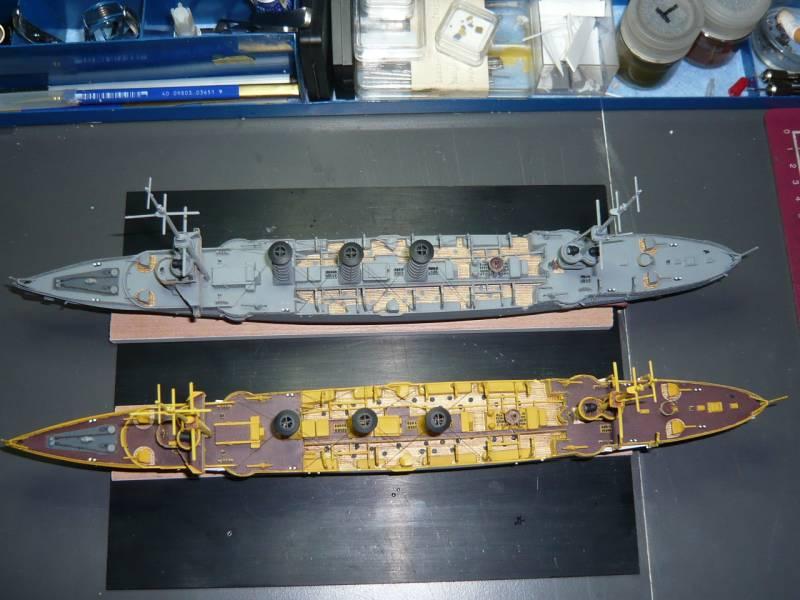 Bau der SMS Emden und Dresden - Seite 3 P1050259