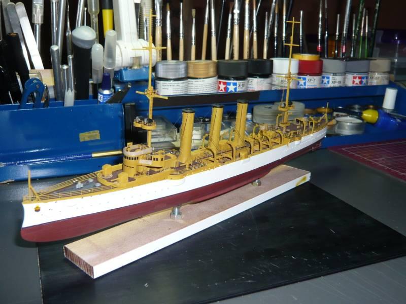 Bau der SMS Emden und Dresden - Seite 3 P1050260