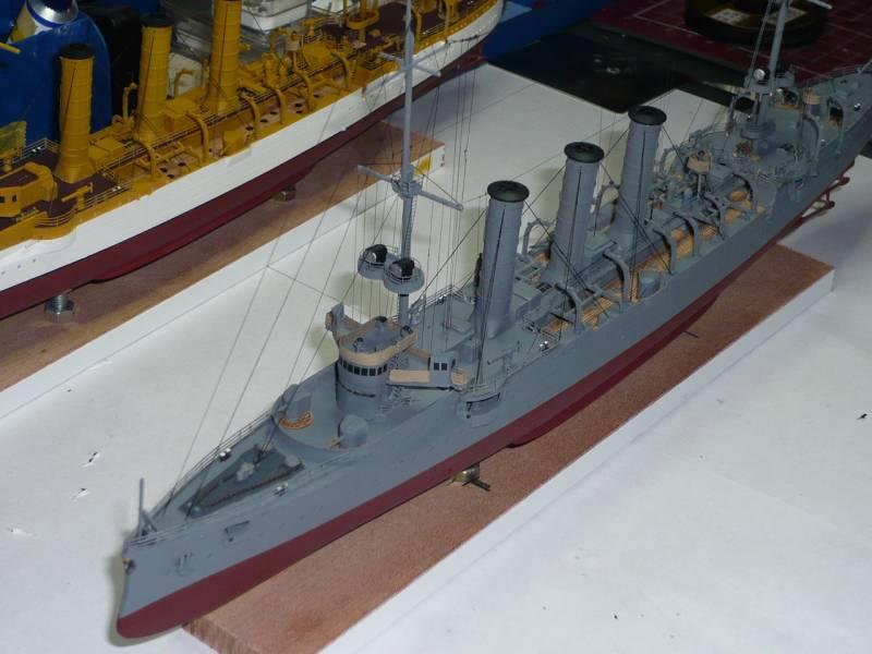 Bau der SMS Emden und Dresden - Seite 4 P1050272