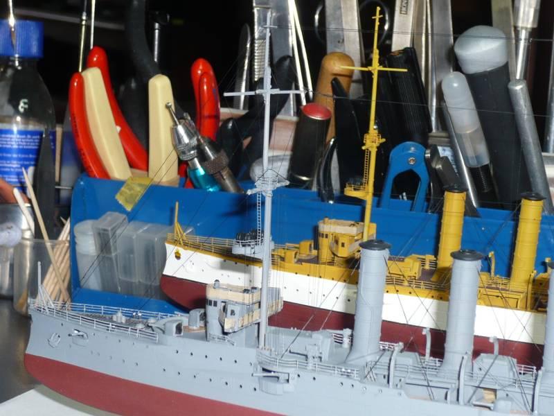 Bau der SMS Emden und Dresden - Seite 4 P1050277