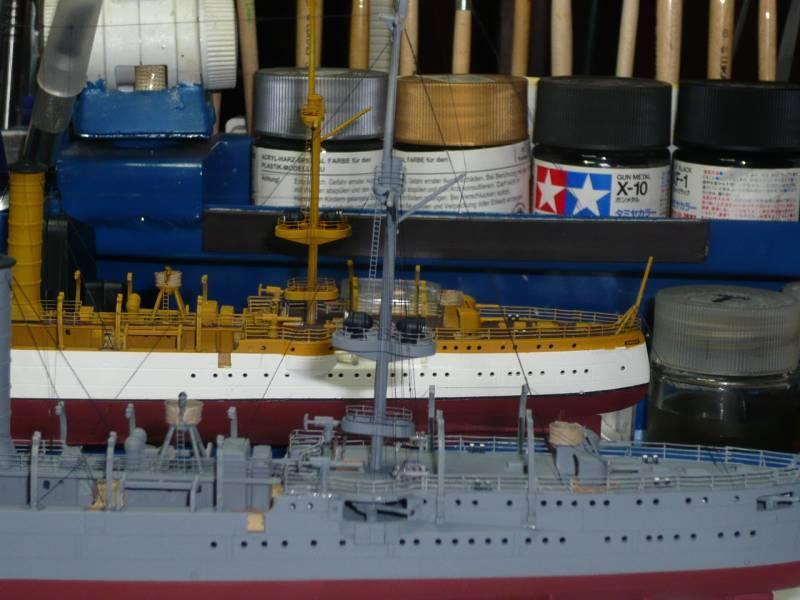 Bau der SMS Emden und Dresden - Seite 4 P1050278